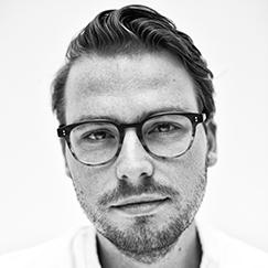 Portret Sven van Egmond