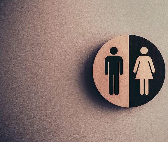 Mensen net een overactieve blaas moeten vaak naar het toilet