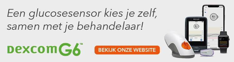 Advertentie Dexcom