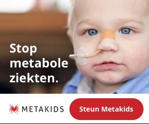Advertentiebanner Metakids