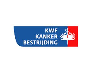 KWF Kankerbestrijding logo