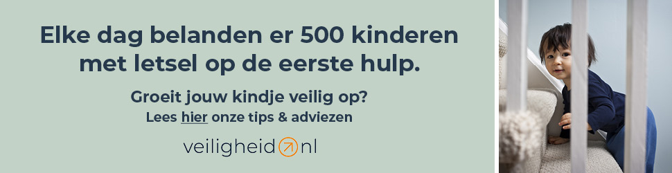 Advertentie Veiligheid NL