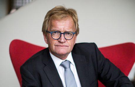 Portret Hans de Boer