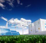 Energietransitie: zonne-energie, windmolens en waterstof