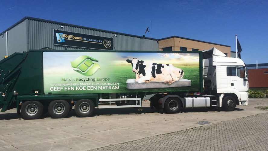 Matras Recycling Europe