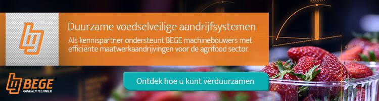 Online banner Bege